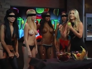 uninhibited sluts in spicy morning show @ season 15 ep. 729