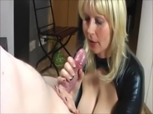 Cumslut 10 - German Milf Blowjob and Swallow Cum