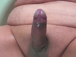 Close up masturbate & cum Feb-22-2015