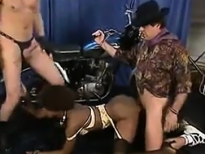 Ebony Milf vs DP Fuck - Meet her on MILF-MEET.COM