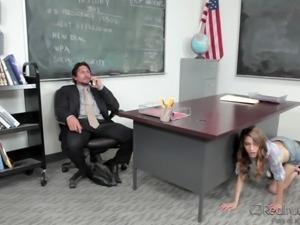 rebel gives the teacher some head @ corrupt schoolgirls #11