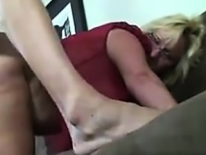 Met her on BBW-CDATE.COM - Chubby amateur mature fucked and