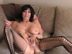 Big boobs Milf anal banged in uk casting