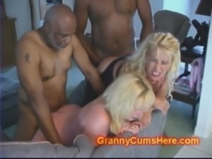 Two GRANNIES ass FUCKED and MORE free