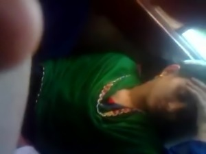 Bangladeshi Lover  in Bus