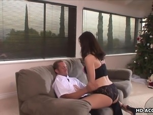 faith leone gets lucky with a great fuck
