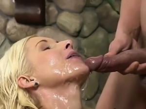 Vanessa Hell pissed on her face in POV style