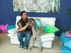 Brother Fucks Pigrailed Teen Sister free