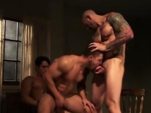 Big dicked dude spunked