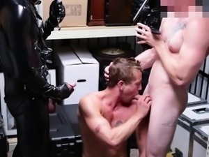 Awesome rocker eats dick