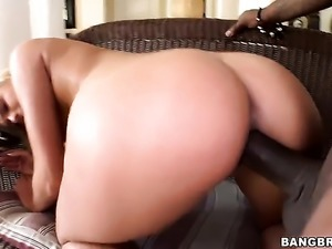 Interracial with Ivana Sugar