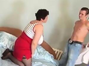 Chubby Granny Tany hardcore