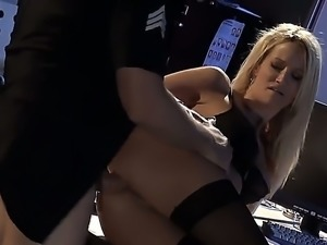 Jessica Drake is a fine looking MILF with long blonde hair. Sexy woman in...