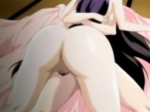 Anime lesbo lovers licking and fingering wet pussy