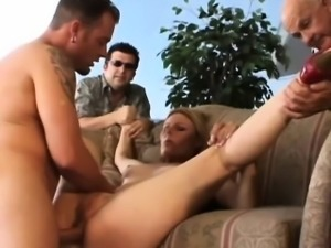 Fucking A Real Swinger Wife