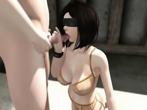 Wife Prisoner Gohoushi Sex vol.1 - Amazing 3D hentai adult