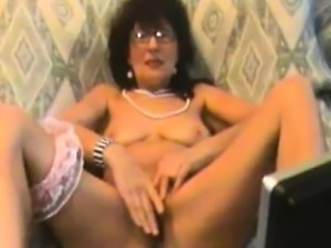 Horny mature Webcam Fingering