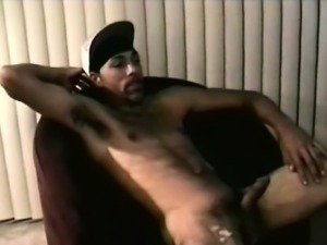 Straight black hunk nailed in untouched ass