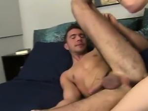 Guy with small penis having sex MARCO SANTANA PLOWS SAM NORT