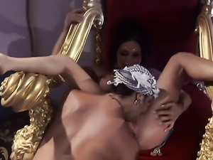 Tory Lane makes her dirty dreams a come true with dudes ram rod in her mouth