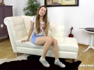 taissia shanti, russian teen in a porn scene...