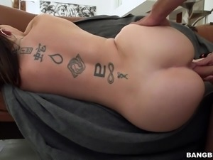 old sara loves that anal dick down