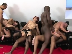 Taking many dicks up her hole is something she wants to expe