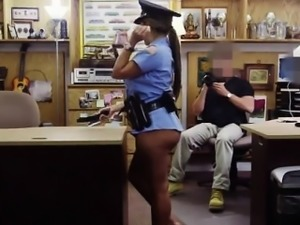 Pornstar big tits doggystyle first time Fucking Ms Police Of