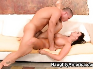 Mick Blue touches the hottest parts of pretty Mackenzee Pierces body after he...