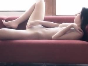 Luxury mastrubation model showing you everything