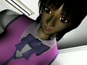 In The Case Of Prisoners From Saori Fujiwara - Crazy 3D