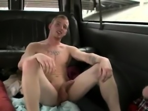 Jerking off each other public gay The Legendary Bait Bus