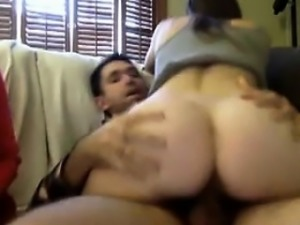 webman and milf have sex with girl