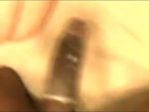 Sexy wife enjoys the biggest dick she has ever had while cucks films it all