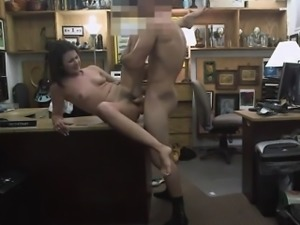 Brunette fucked by boss to keep job and amateur self film fi