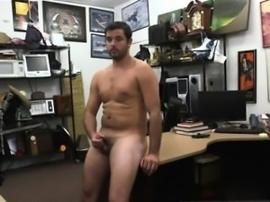 Straight guys first rimming gay porno and flaccid cock hunk