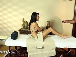 Secret movie from very tricky massage hotel