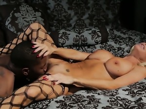 Tara Holiday gets the interracial pussy fuck of her dreams