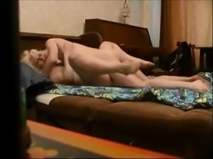 Curvy blonde wife getting fucked