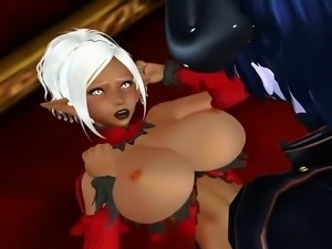 Fantasy Sex With Mystical Strangers - Best 3D hentai porn