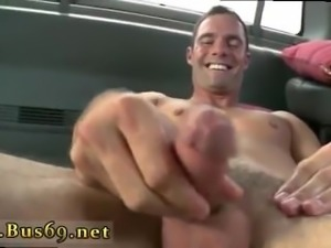 Teen boy suck gay porn Trolling the bus stop
