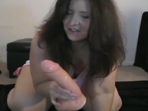 Cam BBW anal toys
