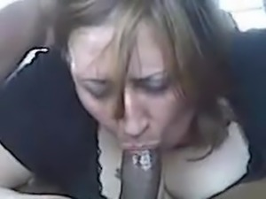 Wife sucks coworkers bbc