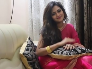 Desi My ex gf Nusrat telling u something in Bangla