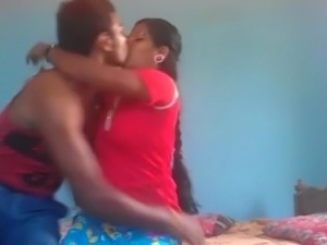 Desi Indian Village Young GF Sucks Fucked and Takes Cumshot in Mouth
