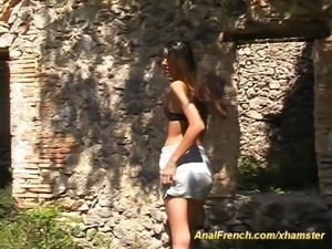 young french babes first anal sex