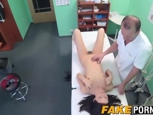 Arian visits a doctor and ends up having a ride on his dick