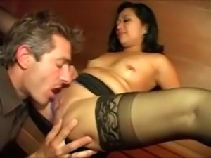 Asian MILF Boss Lady