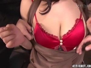Miku Aihara's Mouthful of Meat (Uncensored JAV)