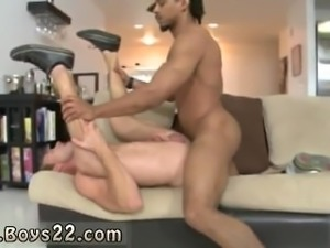 Old white senior with enormous cock movies and huge black gay twinks cock